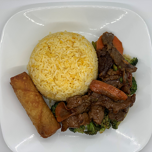 CHINESE LUNCH SPECIAL